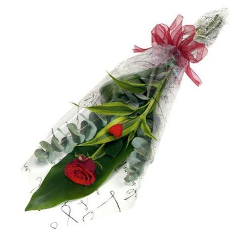 Single Stem Vase Single Red Rose Floralies Jersey