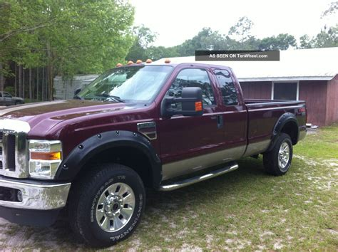 Ford 4 Door Truck by 2008 Ford F 250 Duty Xlt Extended Cab 4 Door 6 4l