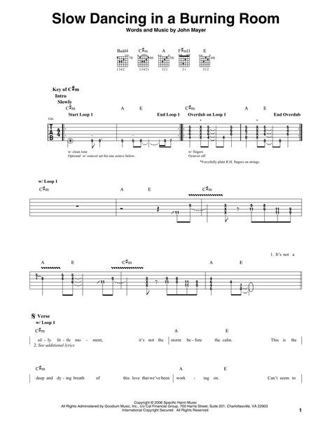 songs like in a burning room new choir sheet on modern score mayer in a burning room partition