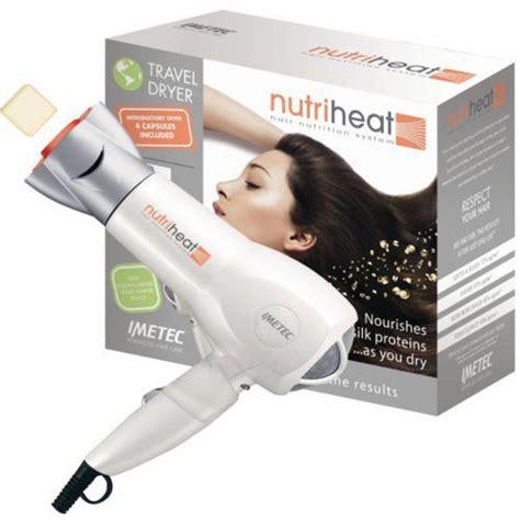 Hair Dryer Mechanism Description new trevor sorbie nutriheat travel hair dryer system
