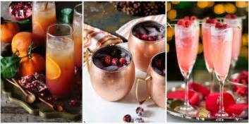 easy cocktails 30 easy cocktails best recipes for
