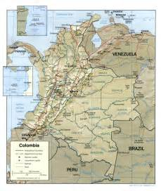 nationmaster maps of colombia 12 in total