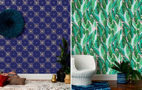 justina blakeney home gorgeous new wallpaper by justina blakeney lanalou style