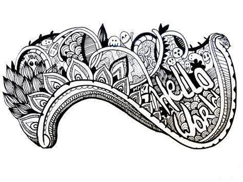 doodle c est quoi dessin au feutre noir d 233 couvrez le doodling crayons et