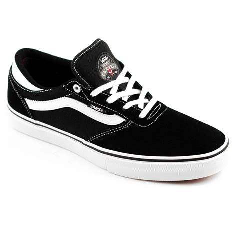 Vans Gilbert Crockett Pro Denim Black Gum Premium Icc 1 vans gilbert crockett pro black white forty two skateboard shop
