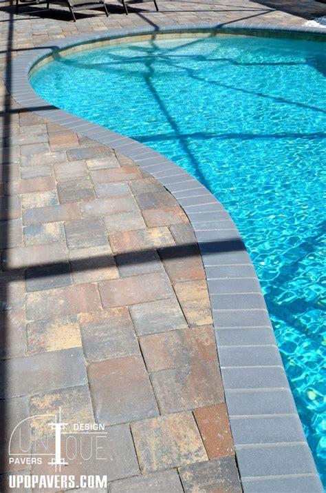 pool deck pavers fort myers paver pool decks patios firepits unique pavers design