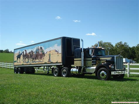 kenworth truck and trailer smokey and the bandit truck and trailer 187 download ets 2