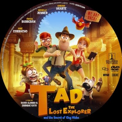 tad the lost explorer and the secret of king midas tad the lost explorer and the secret of king midas dvd