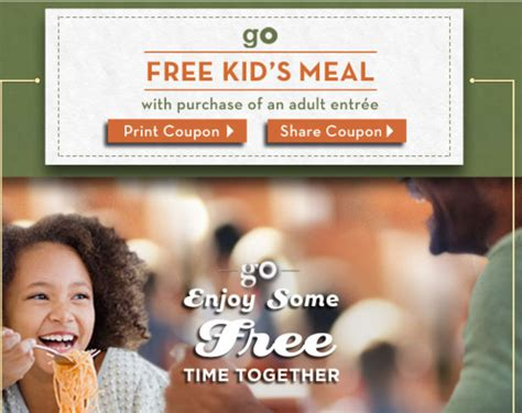 olive garden coupons halloween olive garden coupon kids eat free october 31 2013