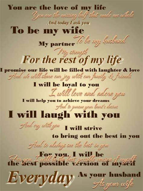 Writing Your Own Wedding Vows by Wedding Vows Traditional Wedding Vows Wedding Vows For Him