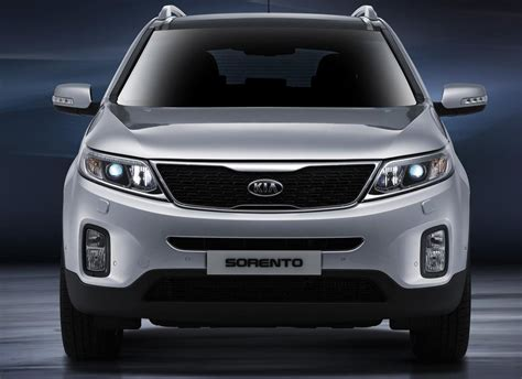 The New Kia Sorento Kia S New Sorento Unveiled