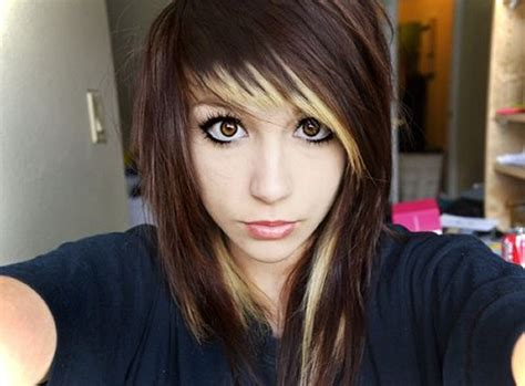 emo hairstyles for fine hair 10 beautiful emo hairstyles for girls