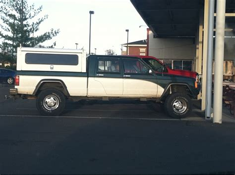 4 Door Jeep Comanche 4 Door Comanche Jeep Forum