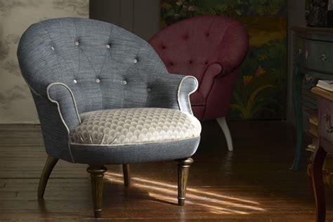 Stool Sofa Vintage Klasik Denim 1466 ferdinand new products catalogue
