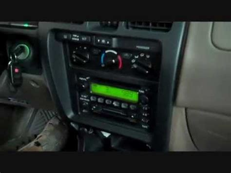 automobile air conditioning repair 2001 toyota 4runner navigation system toyota 4 runner car audio stereo and lifier removal youtube