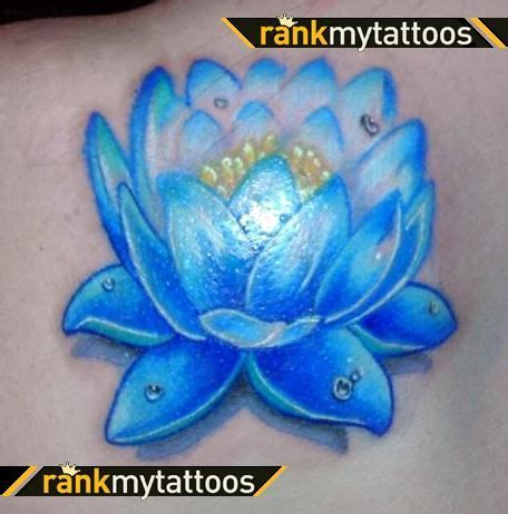 egyptian flower tattoo 25 best ideas about blue lotus on