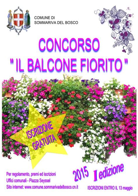 il balcone fiorito il balcone fiorito