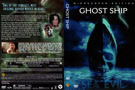 film the ghost ship ghost ship official trailer actors locations photos