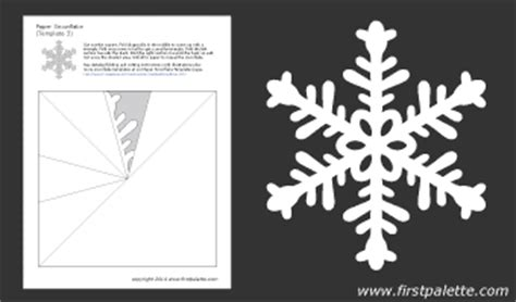 Make Your Own Snowflake Out Of Paper - paper snowflake patterns printable templates coloring