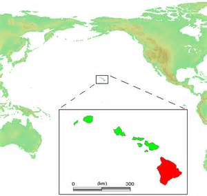america map hawaii map of hawaii location map worldofmaps net