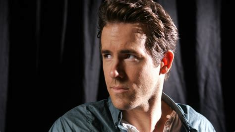 Full HD Wallpaper ryan reynolds hairstyle face actor