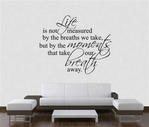 ebay wall stickers quotes home quote wall decals ebay