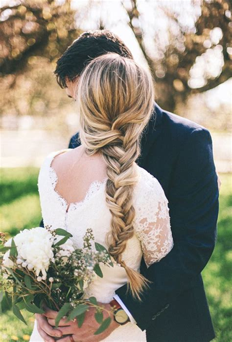 Simple Wedding Hairstyles With Braids by Braided Wedding Hairstyles Brides
