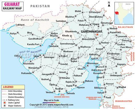 Online Layout Planner gujarat railway map