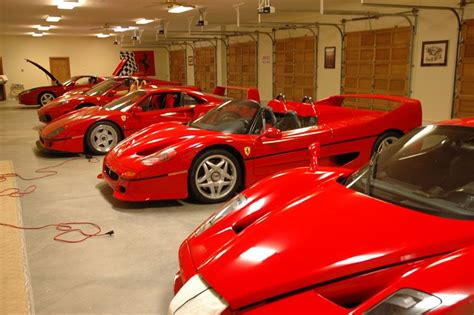 Cool Car Garages by Scuderia Sw S Mountain Drive Track Days Cool Garages