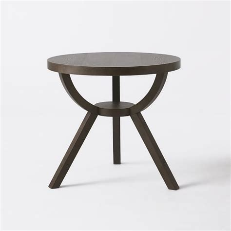 Pedestal Bistro Table Arc Base Pedestal Bistro Table West Elm