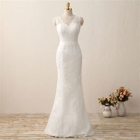 Simple Casual Dress For Wedding