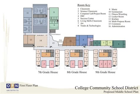 small school floor plans small elementary school floor plans google search our