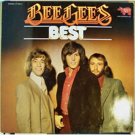 bee gees the best best by bee gees lp with bluejazzman ref 117054335
