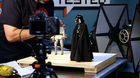 figure stop motion tested builds stop motion with figures