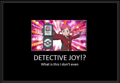 Joy Meme - detective joy meme by 42dannybob on deviantart