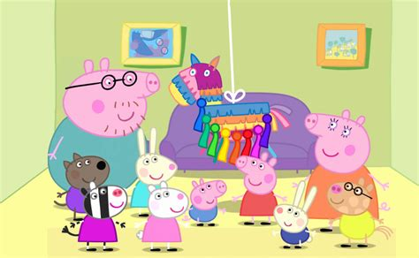 peppa pig feliz cumpleaos fiesta cumplea 241 os peppa pig decoraci 243 n e ideas originales