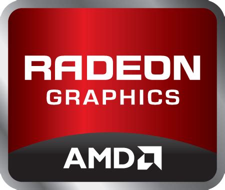 amd has new logos for radeon graphics, radeon memory and