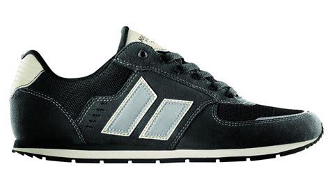 Macbeth Fischer 2 macbeth fischer black cement synthetic suede shoe