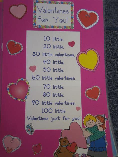 valentines day poems from preschoolers kindergarten hoppenings poetry journals them