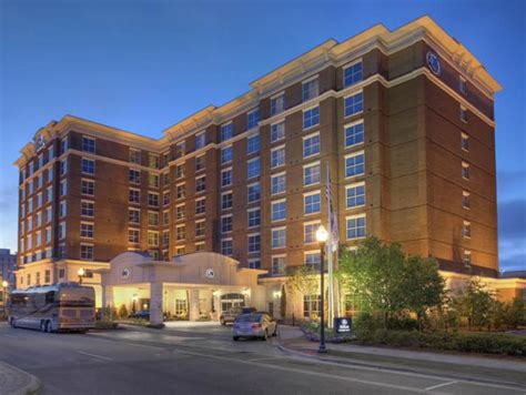 hton inn in south carolina columbia center hotel with a ruth s chris