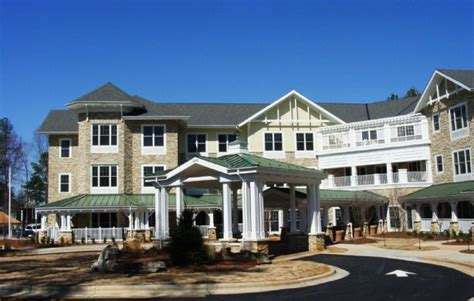 Senior Living Design Sunrise Senior Living | project gallery by edwards construction services inc