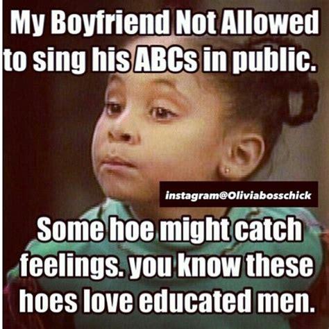 My Boyfriend Meme - olivia boss chick quote lol my boyfriend is not allowed