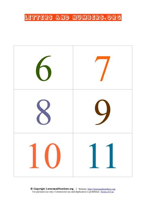 printable number and letter flashcards printable number flash cards 0 to 20 letters and numbers org