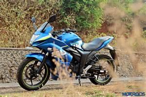 Suzuki Gixxer Review Suzuki Gixxer Sf Review The King S New Clothes Motoroids