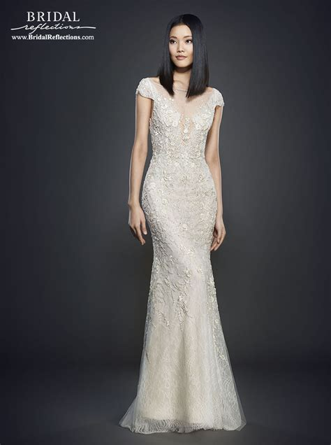 Wedding Dresses Lazaro by Lazaro Wedding Dress And Bridal Gown Collection Bridal