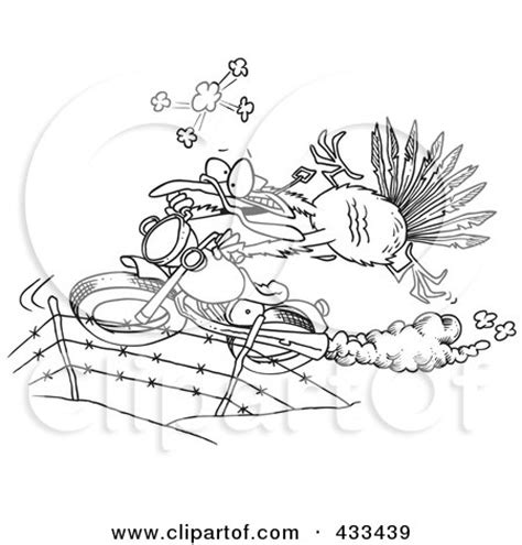 santa on motorcycle coloring pages santa on motorcycle