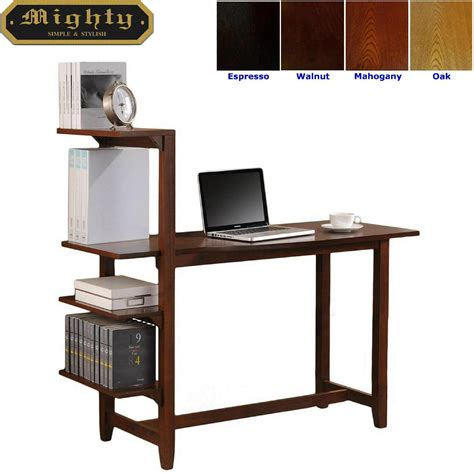 writing desk with shelves 4 tier bookshelf small writing desk with shelves taiwan