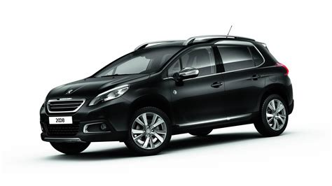 peugeot 2008 black peugeot 2008 3008 crossway special editions unveiled