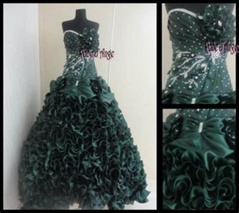 Robe Soirée Vert Bouteille - robe soiree vert bouteille la mode des robes de