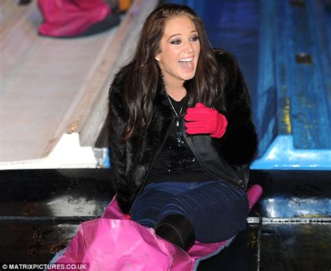 lil mix and tulisa mp the x factor 2011 tulisa spends some quality time with